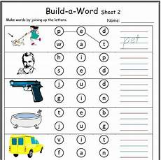 building three letter words worksheets 21021 cvc work sheets activity sheets consonant vowel read with images cvc worksheets