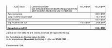 darstellung zahlbetrag nach skontoabzug formulare f 252 r f a