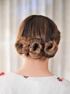 Cool Bun Hairstyles For Hair