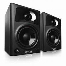 denon dn 304s 2 wege aktiv studio monitor lautsprecher