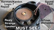 harman kardon logic7 speaker repair and sound test
