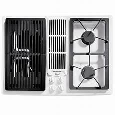 Kitchenaid Cooktop With Grill by Kitchenaid Kgcu462vss Pro Style 174 36 Quot Gas Cooktop Plus