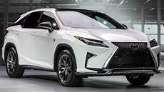 2020 lexus rx 350 f sports release date colors redesign