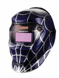 casque de soudure casque de ternissure automatique de soudure batman 13