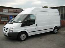 2010 Ford Transit Van Gross Vehicle Weight