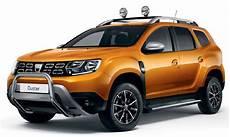 Duster Ii 2018 Pare Buffles Avant Avec Logo Dacia