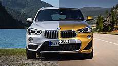 Bmw X1 X2 X3 Comparison bmw x2 vs bmw x1 see the changes side by side