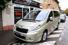 peugeot expert prix occasion peugeot expert tepee 2 0 hdi 130 8 places occasion