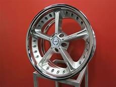 single 1 new ac schnitzer type iv racing forged silver