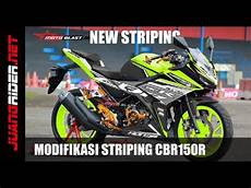 Modifikasi Striping All New Cbr150r keren modifikasi striping all new cbr150r