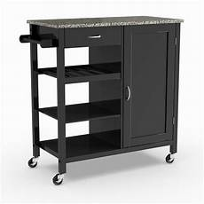 Kitchen Cart Deals by Buy Black Kitchen Carts At Overstock Our Best