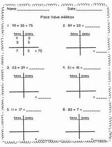 place value addition and subtraction worksheets 5652 place value addition place values teaching second grade grade math worksheets