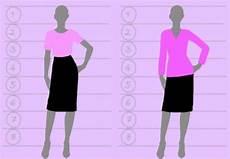 Optimierung Vertikale Proportionen In Der Mode