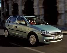 Opel Corsa 5 Doors Specs Photos 2000 2001 2002 2003