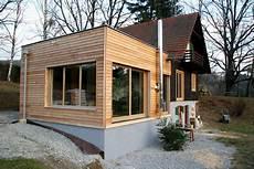 Zubau Und Erweiterung In Holzbauweise Ged 228 Mmt Und Mit