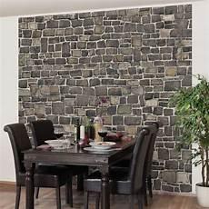 Natursteinwand Selber Machen - steintapete bruchstein natursteinwand vliestapete