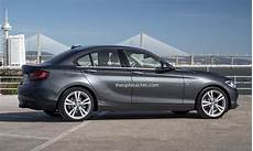 New Bmw 1 Series Sedan Rendering Doesn T The Mold