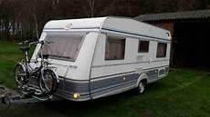 wohnwagen vorzelt gebraucht tec caravan te 530 k mit klima vorzelt wohnwagen