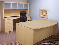 Maple Office Furniture by Maple Laminate 4 Furniture Package