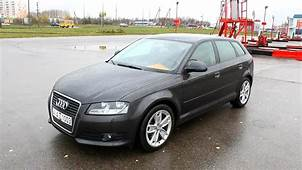 2011 Audi A3 Sportback 8p Pictures Information And Specs