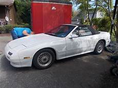 vehicle repair manual 1990 mazda rx 7 security system purchase used 1990 mazda rx 7 convertible white new motor exterior interior much more in