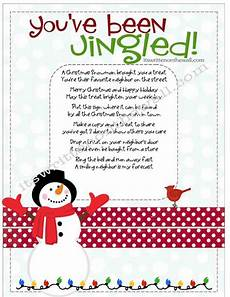 you ve been jingled way to package treats