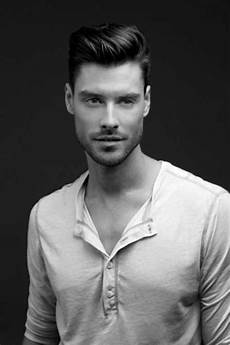 Modern Mens Pompadour Hairstyle