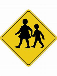 children crossing discount safety signs new zealand