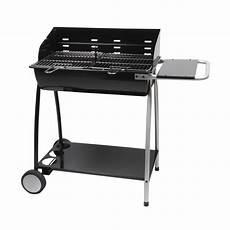 Barbecue Giga Au Charbon De Bois Noir Achat Vente