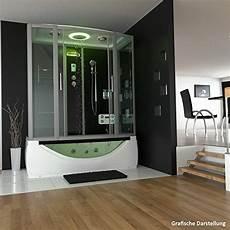 Tronitechnik Duschtempel Whirlpool Badewanne