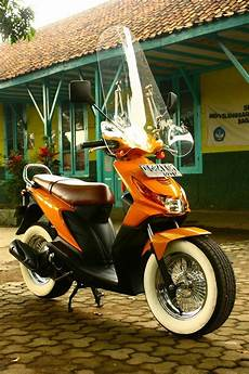 Modifikasi Beat Touring by Honda Beat Modifikasi Touring Thecitycyclist