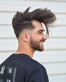 top 30 stylish short sides long top haircut for men cool short sides long top styles 2019