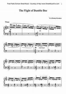 flight of the bumblebee piano sheet music flight of the bumblebee free sheet music by nikolai rimsky
