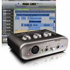 M Audio Fast Track Usb Interface With Pro Tools Se 9900