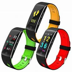Bakeey Ip68 Waterproof Wristband Rate by Bakeey F10 0 96oled Color Screen Rate Monitor Ip68