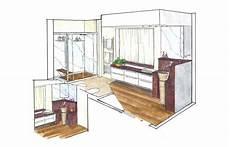 zona bagno bagno zona giorno con lavello in travertino mobili mariani