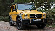 mercedes g class suv 2017 review auto trader uk