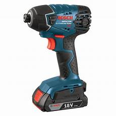 bosch impact bosch 25618 02 impact driver 18v lithium ion cordless 1 4