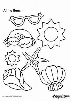Malvorlagen Kinder Strand Malvorlagen Strand Coloring And Malvorlagan