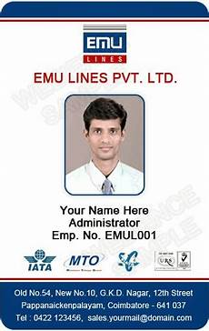 employee i card template template galleries employee id card templates 140310