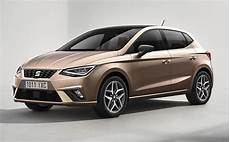 all new 2017 seat ibiza turns up the heat in the supermini