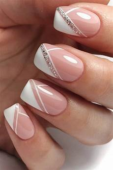 32 most beautiful bridal wedding nails design ideas for