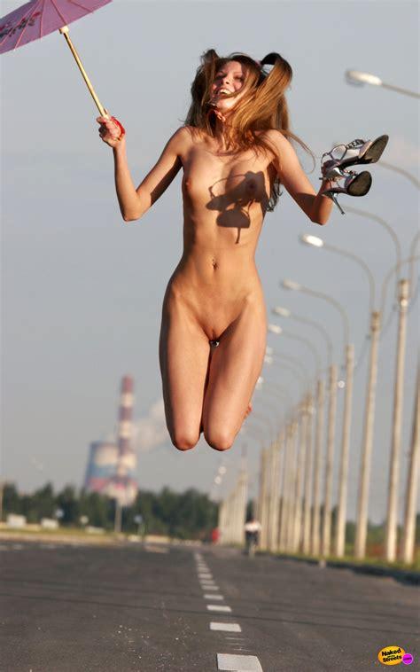Julia Rose Topless