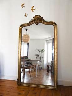 id 233 e d 233 co un grand miroir ancien miroir deco miroir