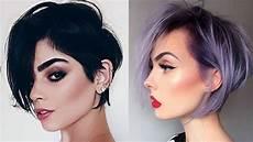 50 trendy short medium hairstyles for hair styles