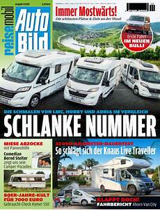 Lies Auto Bild Reisemobil Auf Readly Die Ultimative