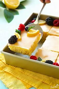 the lemoniest lemon sheet cake cleobuttera