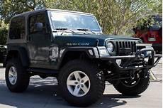 jeep wrangler rubicon gebraucht used 2003 jeep wrangler rubicon for sale 13 995