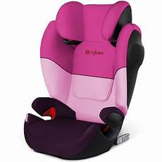 cybex auto kindersitz solution x fix silver line purple