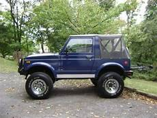buy used suzuki samurai 4x4 1988 1988 5 rust free in
